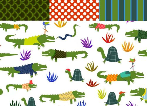 Gators for typepad